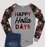 holla days