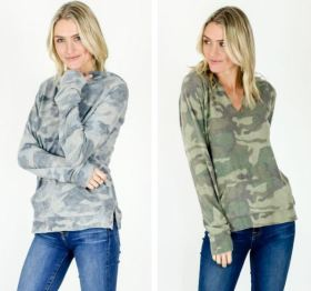 grey or olive camo