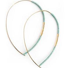 loop earring by le